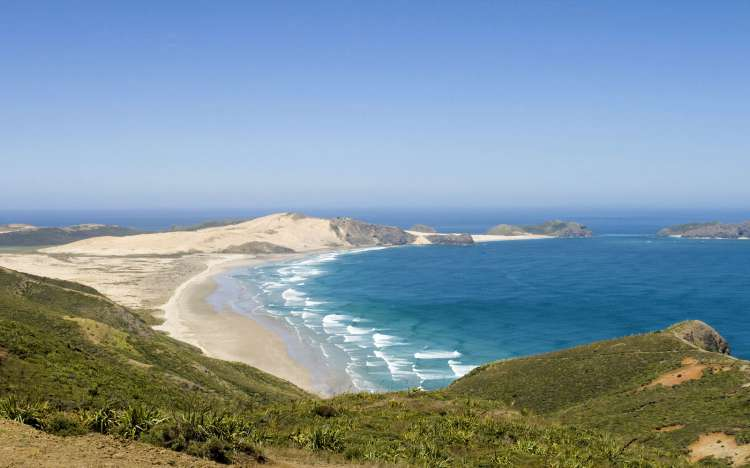 Ninety Mile Beach - New Zealand