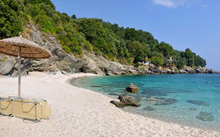 Agios Ioannis Beach - Greece