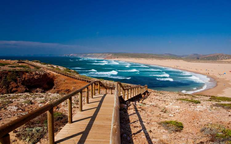 Praia da Bordeira - Portugal