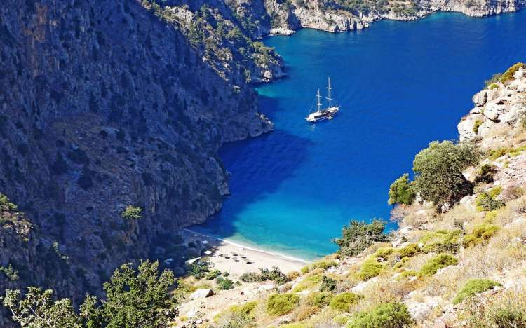 Butterfly Valley - Turkey