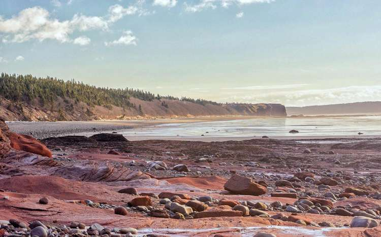 Dennis Beach - New Brunswick