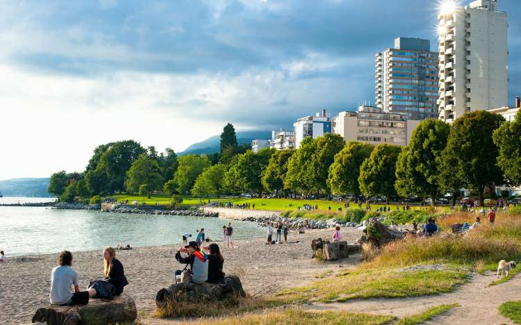 English Bay - Vancouver