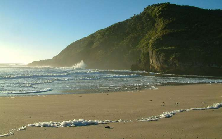 Heaphy Beach - New Zealand