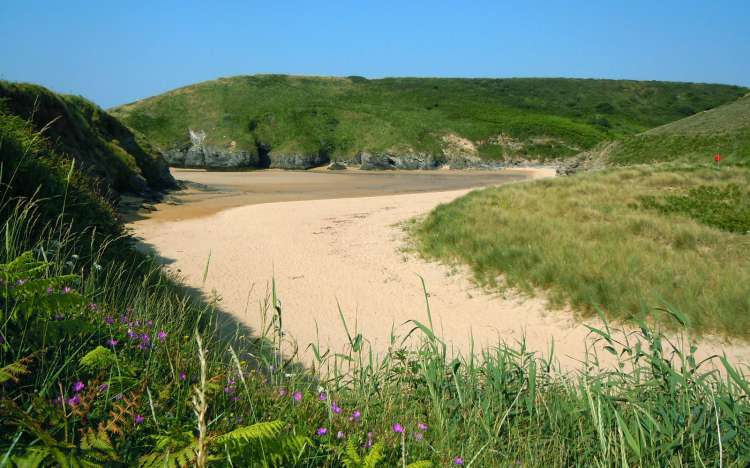 Herlin beach - Belle Ile