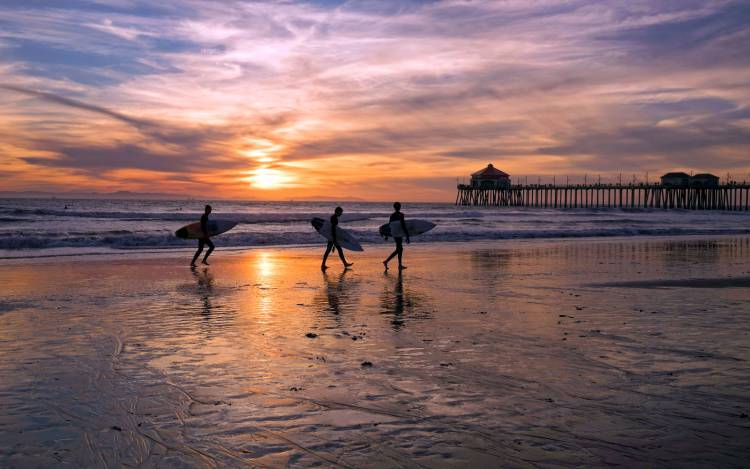 Huntington Beach - USA