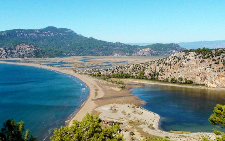 Iztuzu Beach - Turkey