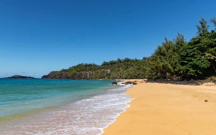 Kauapea Beach - USA