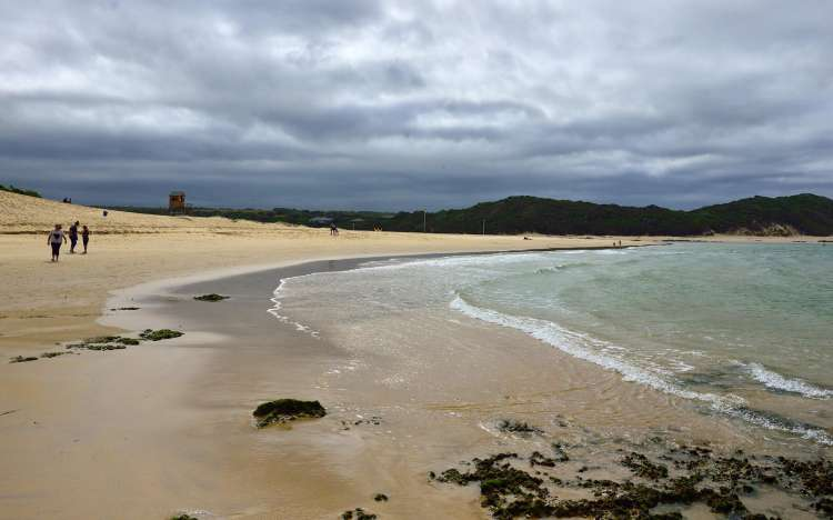 Kelly's Beach - Port Alfred