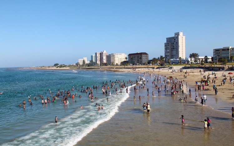 King's Beach, Port Elizabeth