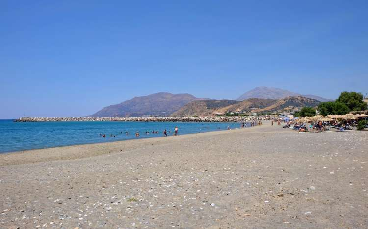Kokkinos Pyrgos Beach - Greece