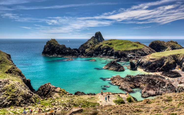 Kynance Cove - UK