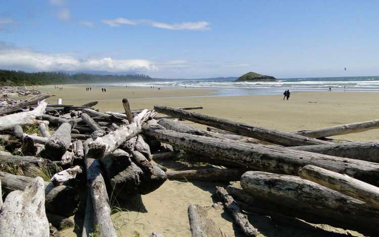 Long Beach - Vancouver Island