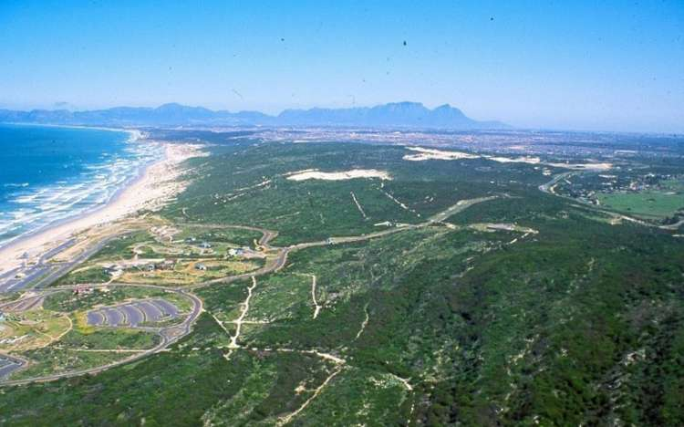 Macassar Beach - South Africa