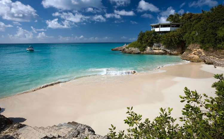 Meads Bay - The Caribbean