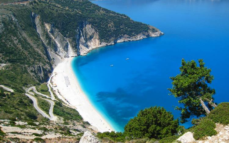 Myrtos Beach - Greece