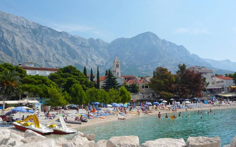 Nikolina Beach - Croatia