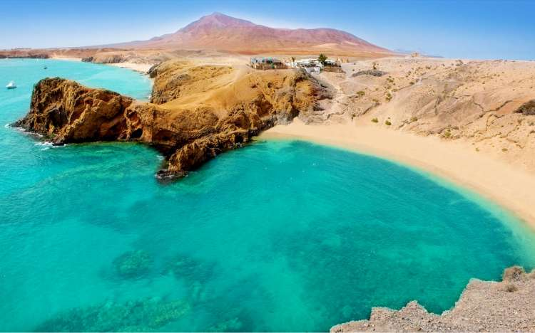 El Papagayo Beach - Spain