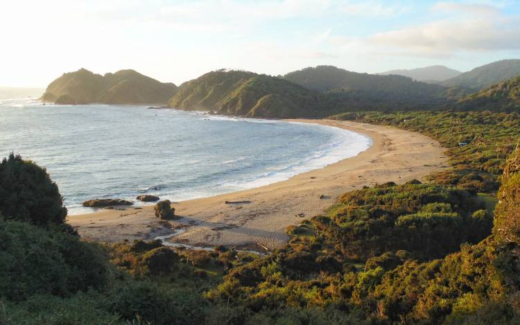 Playa Cole Cole - Chile