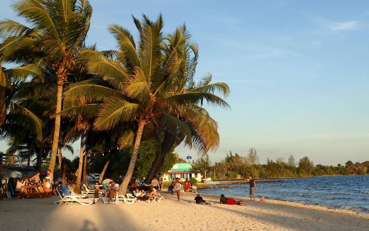 Playa Larga - The Caribbean