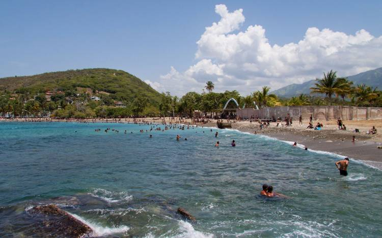 Playa de Siboney - The Caribbean