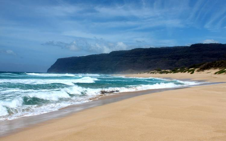 Polihale Beach - USA