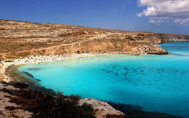 Rabbit Beach (Lampedusa) - Italy