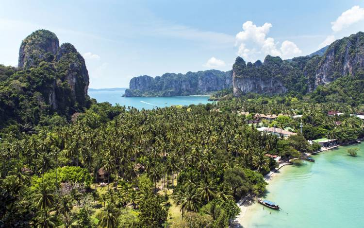 Railay Beach East - Thailand