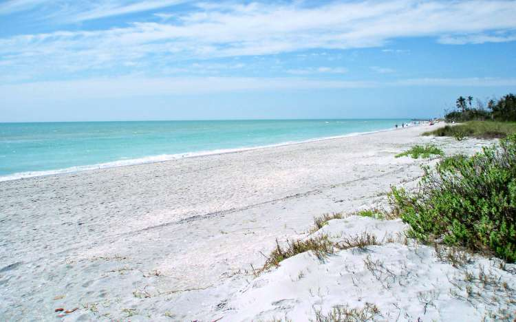Bowman's Beach - Sanibel Island, Florida