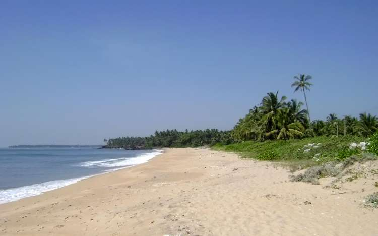 Thottada Beach - India