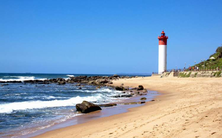 Umhlanga Beach - South Africa