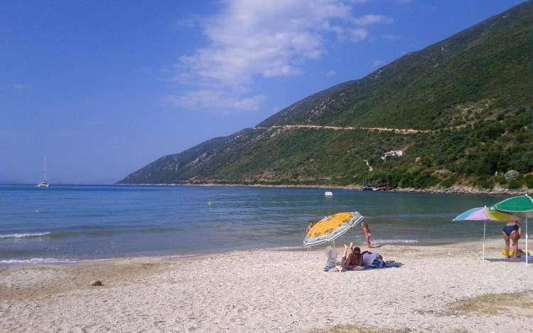 Vasiliki Beach - Greece