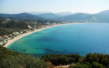 Agios Georgios Beach - Greece