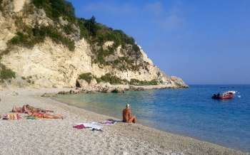 Agios Nikitas Beach - Greece