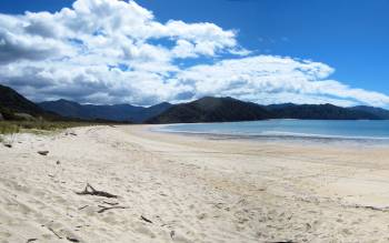 Awaroa Inlet Beach - New Zealand