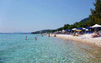 Barbati Beach - Greece