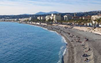 Beau Rivage Beach - France