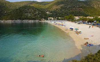 Mikros Gialos Beach - Greece