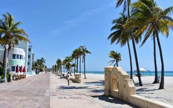 Hollywood Beach - USA