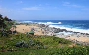 Isla Negra Beach - Chile
