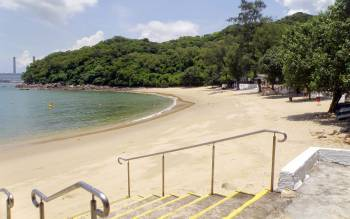 Lo So Shing Beach - Hong Kong