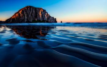 Morro Rock Beach - USA