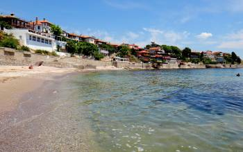 Nessebar Old Town Beach - Bulgaria