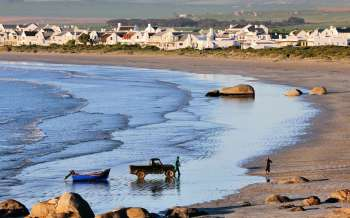 Paternoster beach - South Africa