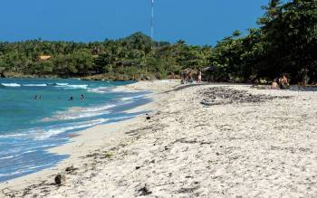 Playa Maguana - The Caribbean