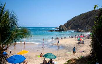 Playa Mazunte - Mexico