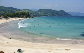 Shirahama Beach (Shimoda) - Japan