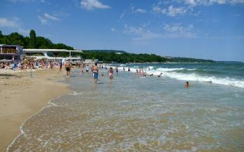 Varna beach - Bulgaria